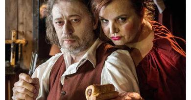 Wim Van den Driessche en Steven Roox vervoegen cast Sweeney Todd