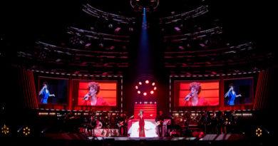 Glennis Grace gaat met Whitney Tribute naar Lotto Arena in Antwerpen